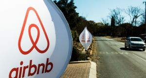 The Government expects to propose restrictions on Airbnb this week. Photograph: Waldo Swiegers/Bloomberg