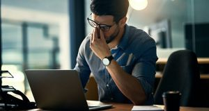 "A recent Europe-wide survey conducted by the European Agency for Safety and Health at Work shows that 22 per cent of Irish workers experience stress at work either ""always"" or ""most of the time""."
