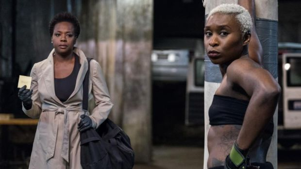 Oscar season in Toronto: Viola Davis and Cynthia Erivo in Widows