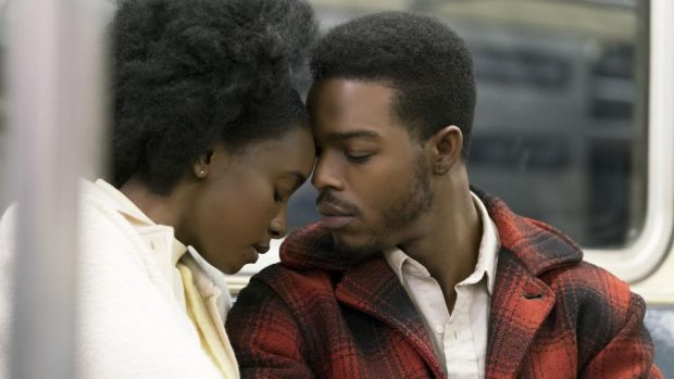 Oscar season in Toronto: KiKi Layne and Stephan James in If Beale Street Could Talk