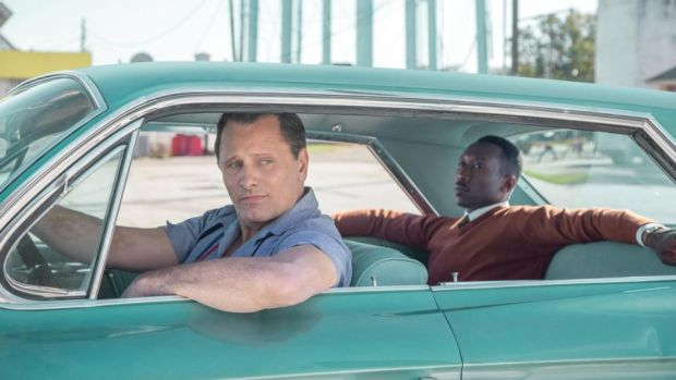 Oscar season in Toronto: Viggo Mortensen and Mahershala Ali in Green Book