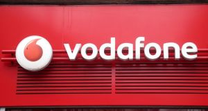 Vodafone said  it would shed 1,700 jobs across shared service centres in Egypt, India and Romania this financial year.