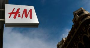 H&M's share price hit a more than 10-year low in March after it reported a 60 per cent slump in profits in the first quarter, and shares are down 18 per cent so far this year.