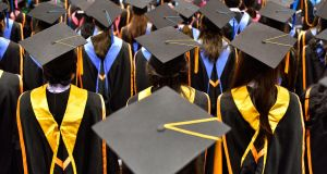 An intractable gender imbalance persists at the most senior levels of higher education. Photograph: iStock