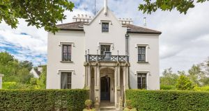 Tudor Hall, the Hill,  Monkstown, Co Dublin has an asking price of  €3.75 million