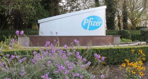 Pfizer is one of four pharma companies – along with Abbott, Johnson & Johnson (J&J) and Merck –  examined in the report 'Hard to Swallow: Facilitating Tax Avoidance by Big Pharma in Ireland'. Photograph: Tom Bergin/Reuters