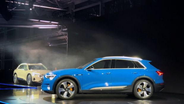 Audi's electric SUV goes for victory through familiarity