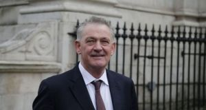Peter Casey is the sixth candidate confirmed to contest  the presidential election. File photograph: Nick Bradshaw/The Irish Times.