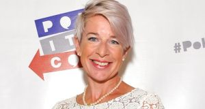 Katie Hopkins: now having to put up with the indignity of bleeding-heart liberals' sympathy. Photograph: Getty