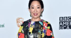 What's hot: Sandra Oh getting an Emmy nomination. Photograph:  Photograph: Alberto E Rodriguez/Getty Images