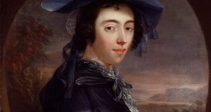 Portrait of Margaret 'Peg' Woffington (1720-1760), by John Lewis. Image: Wikimedia Commons