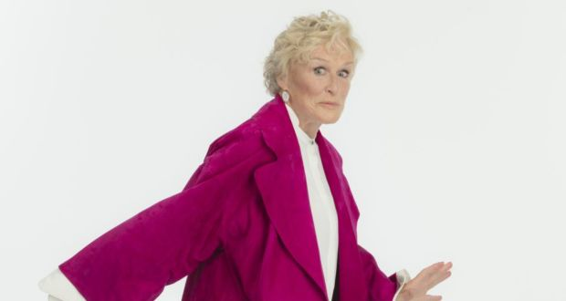 Glenn Close: 'I spent a lot of years not being my full self'