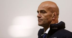 "John Mitchell: ""This is an exciting opportunity to work with England Rugby and support Eddie Jones as head coach."" Photograph: Reuters"
