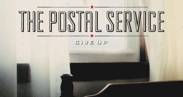 this album changed my life the postal service give up 2003