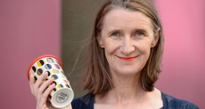 Irish designer Orla Kiely. There was no immediate explanation for the closure. Photograph: Cyril Byrne
