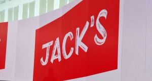 Jack's is named after Jack Cohen, who in 1919 founded the business that became Tesco. Photograph: Alys Key/PA Wire