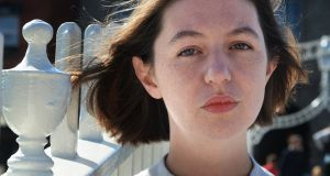Sally Rooney, author of Normal People. Photograph: Cyril Byrne