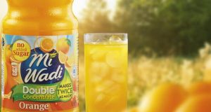 MiWadi cordial was first made in Dublin by Mineral Water Distributors, hence the name, in 1927
