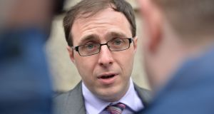 Fianna Fail transport spokesman Robert Troy  said many asylum seekers who now wish to take up work would need to be able to drive to do so.  File photograph: Alan Betson