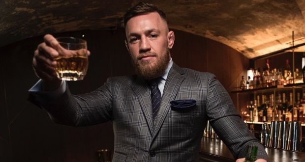305e9b69 Conor McGregor launching his Proper No Twelve Irish whiskey
