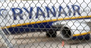Ryanair agreed to recognise trade unions in December and said  it had reached deals with organisations representing about 60 per cent of pilots and cabin crew across its network. Photograph: Reuters
