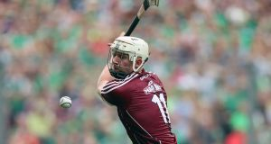 Galway's Joe Canning in action during last month's All-Ireland hurling final defeat to Limerick at Croke Park. Photograph: Tommy Dickson/Inpho