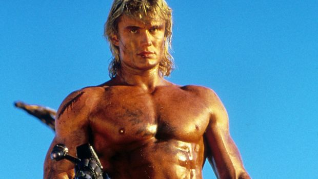 Try taking the tower from big Swede Dolph Lundgren.