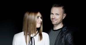 The Nicky Byrne Show with Jenny Greene depends on a nicely balanced chemistry