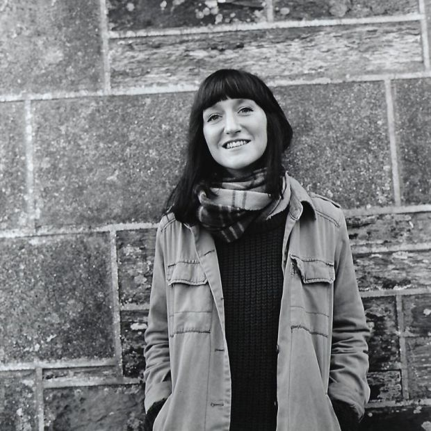 First Lines: Sara Baume. Photograph courtesy of John Minihan