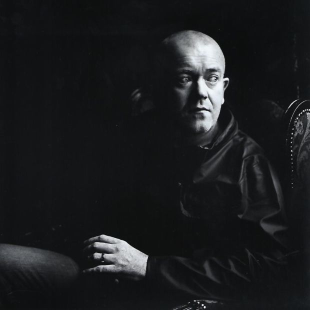 First Lines: Conor O'Callaghan. Photograph courtesy of John Minihan