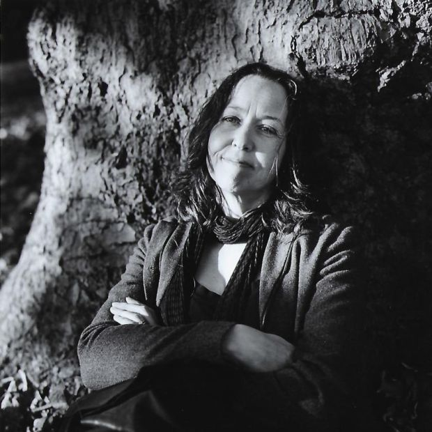 First Lines: Audrey Magee. Photograph courtesy of John Minihan
