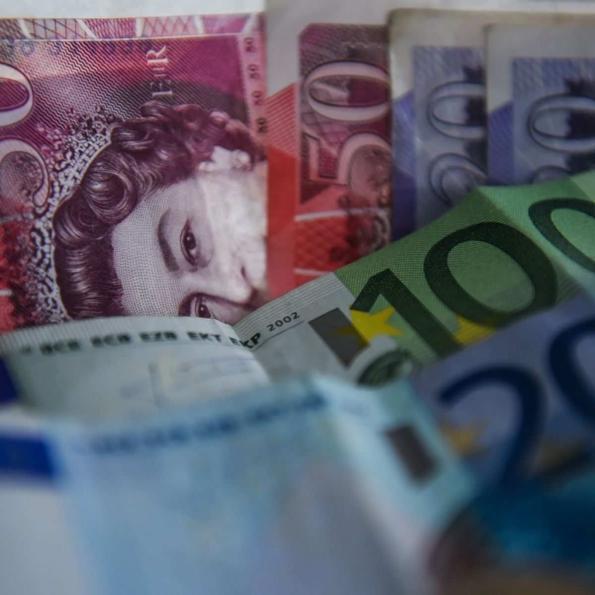 Exporting companies are forced to sell currency to support the ruble 14