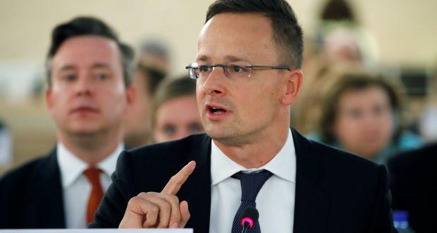 Hungary warns of retaliation if Ukraine acts on dual citizenship spat