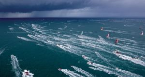 The Route du Rhum 2018, where the   destination is Guadeloupe, starts on November 4th from Saint Malo, France