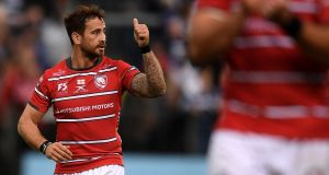 Danny Cipriani has made an impressive start to the season with Gloucester. Photograph: Harry Trump/Getty Images