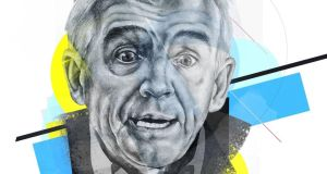Always getting better? Michael O'Leary decided to re-engineer Ryanair by improving its customer service. Illustration: Paul Ryder