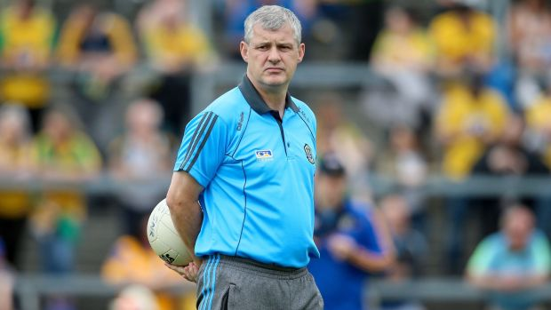 Roscommon manager Kevin McStay believes the financial model for inter-county teams is effectively broken and needs reform. Photograph: Tommy Dickson/Inpho