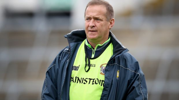 "Clare manger Colm Collins says the managerial role is ""like running a small organisation or a company"". Photograph: Oisin Keniry/Inpho"