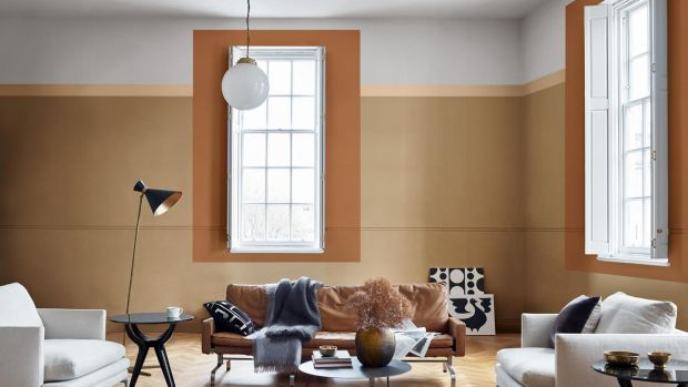 Dulux: Spiced Honey