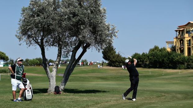A closing round of 67 saw Shane Lowry finish in sixth place in the Portugal Masters. Photograph: Jan Kruger/Getty