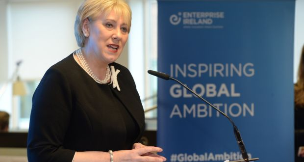 Minister for Business Heather Humphreys will lead the trade mission, which will focus on Glasgow and Edinburgh.