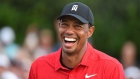 Tiger Woods rolls back the years to secure first victory since 2013