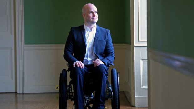"Mark Pollock: ""Explorers are necessarily defined by their willingness to try."" Photograph: Eric Luke"