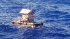 Man rescued after 49 days adrift at sea