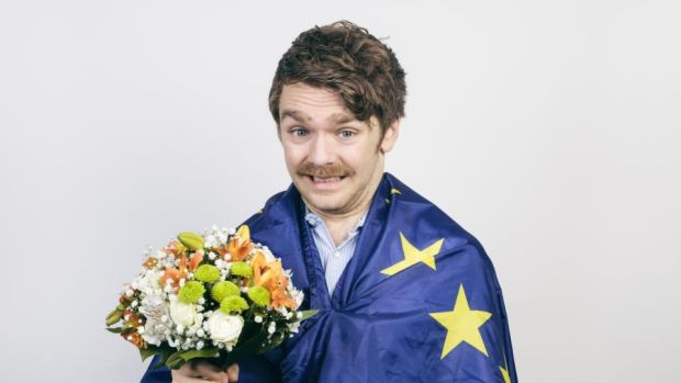 Brendan Galileo for Europe: Fionn Foley was named one of two best performers at Dublin Fringe Festival