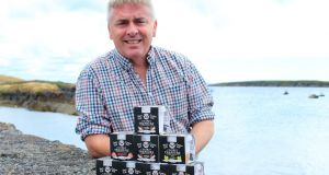 "Schull & Crossbones founder Danny O'Regan: ""Initially, the focus will be on the Irish market and if it's a success here, we will look at export opportunities in year three."""