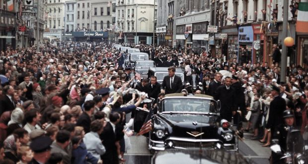 Ireland 1963: a biography of the 'most sensational of years'