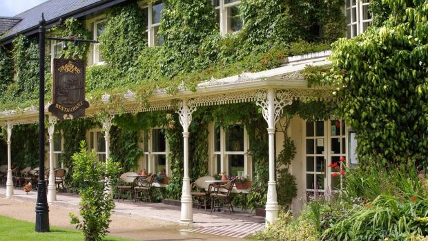Restaurant of the year: The Strawberry Tree, BrookLodge & Macreddin Village, Co Wicklow