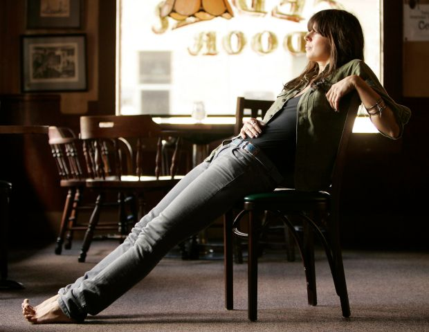 Cat Power: the singer-songwriter in 2006. Photograph: Erich Schlegel/NYT