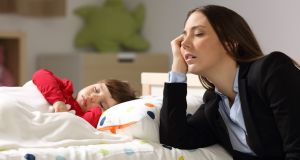 Being a parent to young children is one of the most demanding and busy times of your life. Photograph: iStock